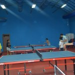 Ahmedabad Racquet Academy Table Tennis