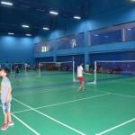 Ahmedabad Racquet Academy Badminton